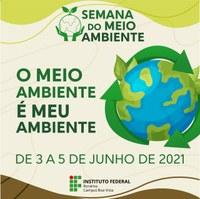 Campus Boa Vista realiza Semana do Meio Ambiente