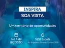 IFRR apresentará projetos no Inspira Boa Vista