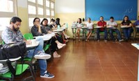 Permanência e êxito e Organização Didática do IFRR em discussão no Encontro Pedagógico do CAB