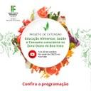 CBVZO promove live esclarecedora sobre alimentação e hábitos de consumo