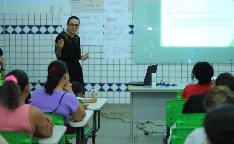 CBVZO  promove encontro com  pais de estudantes para discutir trabalho infantil