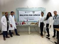 """""""MALUCOS POR CIÊNCIA"""" – CBVZO promove lançamento de foguetes de garrafa PET nesta sexta-feira"""