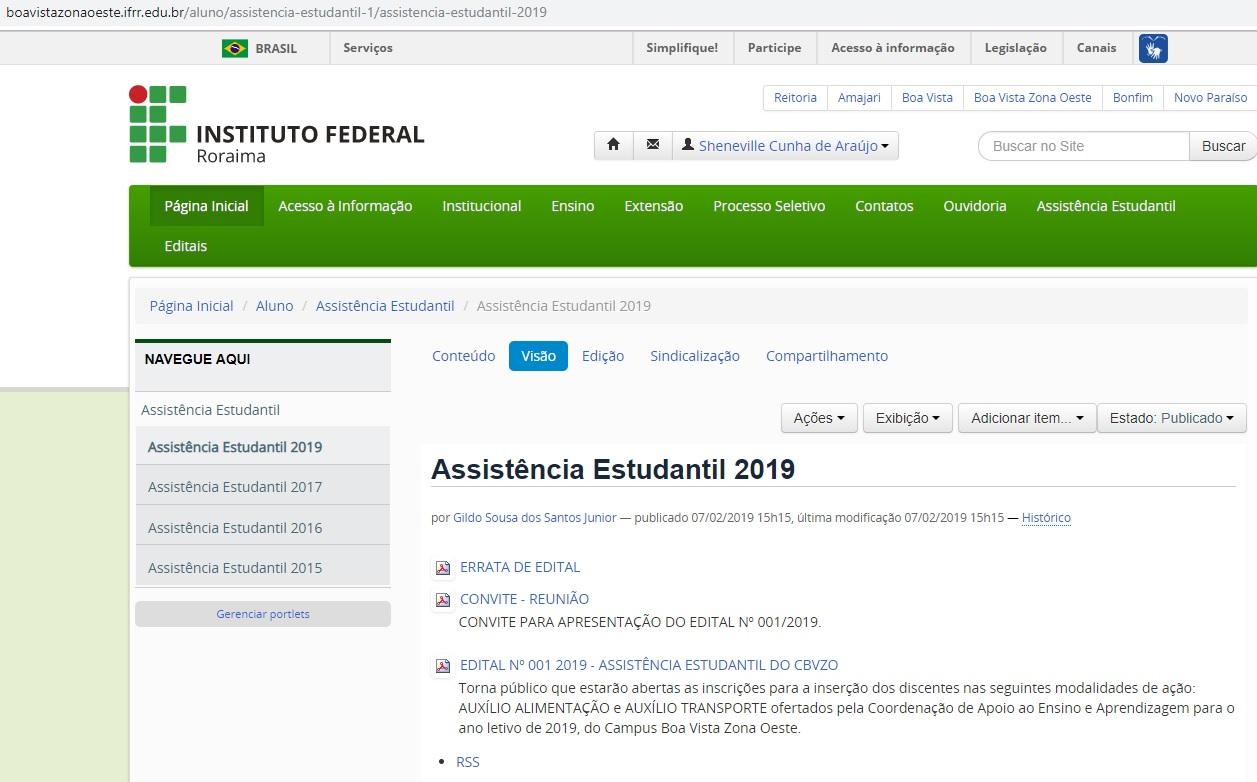 AUXÍLIO ESTUDANTIL - Período de inscrição para concorrer a benefícios vai até dia 19