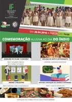 Campus Boa Vista Zona Oeste encerra mês de abril com programação especial do Dia do Índio