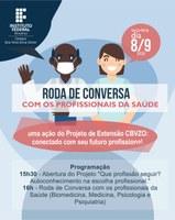 Campus Boa Vista Zona Oeste promove roda de conversa virtual