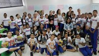 Campus Boa Vista Zona Oeste realiza encerramento de projetos de extensão sobre literatura