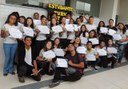 CBVZO – Projeto pedagógico homenageia turma e aluno destaque