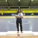 Estudante do IFRR é selecionada para participar da etapa nacional dos Jogos Escolares da Juventude