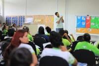 Estudantes recebem preparo no CBVZO para se tornar empreendedores