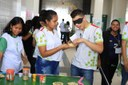 Evento contribui para o desenvolvimento pessoal e pedagógico, dizem estudantes