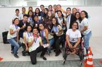 Ganhadores dos primeiros Jogos Interclasse do CBVZO são premiados