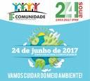 IFCOMUNIDADE – População da zona oeste recebe ações ambientais neste sábado