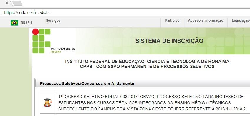 Prazo de inscrições para seletivo de cursos no CBVZO vai até quarta-feira