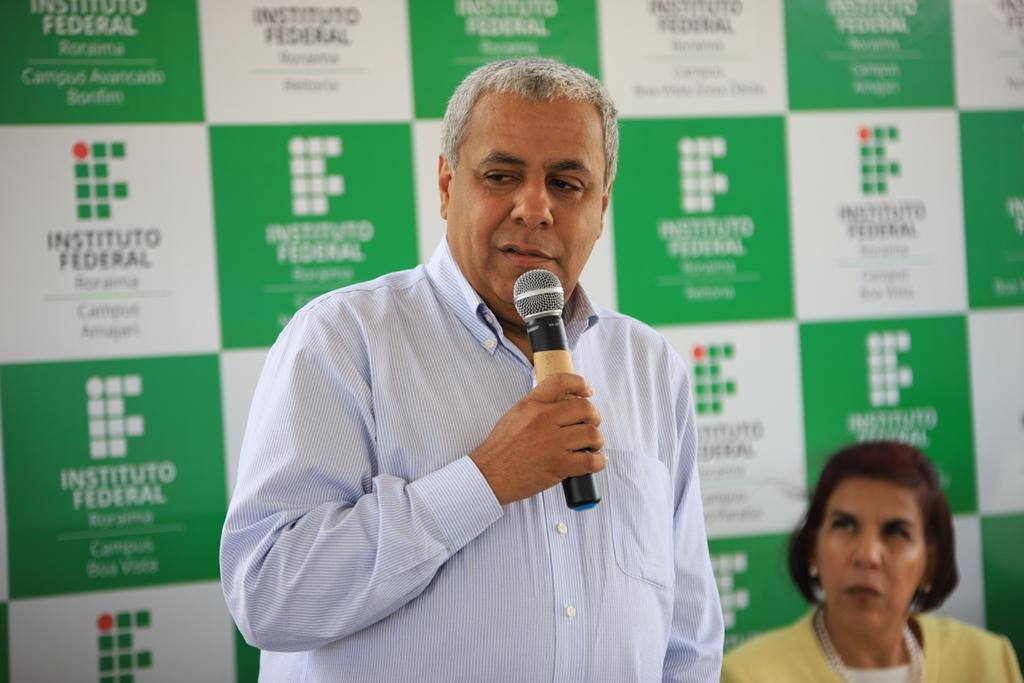 Reitor do Instituto Federal de Goiás, Jerônimo Rodrigues