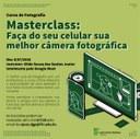 Fotografia registrada por celular será tema de curso ofertado para servidores do IFRR
