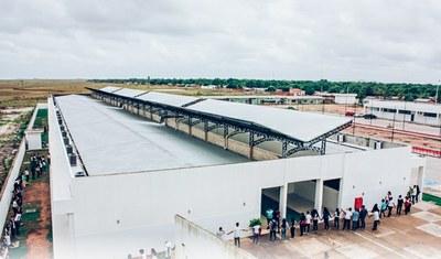 Estudantes e servidores do Campus Boa Vista Zona Oeste também aderiram ao movimento