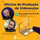 Capacitação vai ensinar a professores noções básicas de filmagem e edição de vídeos