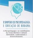 Inscrições para o II Simpósio de Psicopedagogia e Educação começam este mês
