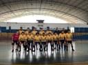JOGOS UNIVERSITÁRIOS DE RORAIMA – Equipe de futsal masculina do IFRR vence partida contra UFRR
