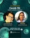 Live do IFRR vai abordar cuidados com a Covid-19