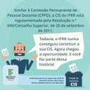 Publicado edital de eleição da Comissão Interna de Supervisão do Plano de Carreira dos TAEs