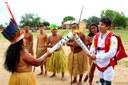 Revezamento da Tocha Olímpica em Roraima