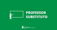 SELEÇÃO PARA PROFESSOR SUBSTITUTO – Candidatos realizam avaliação de desempenho didático