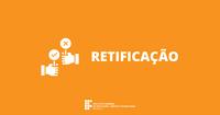 Retificado cronograma do edital de seleção de artigos para e-book do IFRR