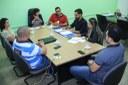 Reunião entre IFRR e representação diplomática na Guiana discute abertura de curso de português