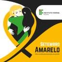 SETEMBRO AMARELO – Atendimento psicológico para servidores continua ativo no IFRR
