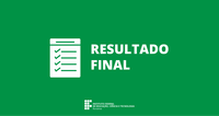 TÉCNICO SUBSEQUENTE - Divulgado Resultado Final de Processo Seletivo do CBVZO